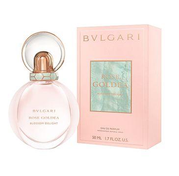 Bvlgari – woda perfumowana spray Rose Goldea Blossom Delight (50 ml)