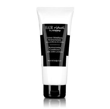 Sisley – Hair Rituel Restructuring Conditioner restrukturyzująca odżywka z proteinami bawełny (200 ml)