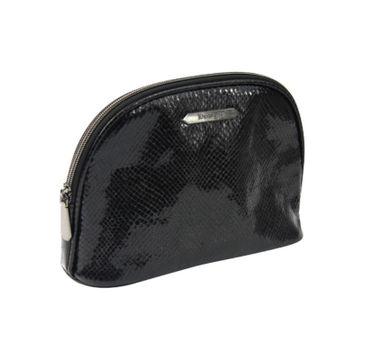 Donegal – Kosmetyczka damska Black Shine duża 4994 (1 szt.)