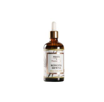 Mohani Precious Oils olej z konopi siewnej 100ml