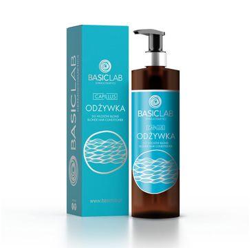 Basic Lab – Capillus Conditioner odżywka do włosów blond (300 ml)