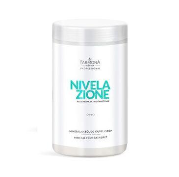 Farmona Professional – Nivelazione mineralna sól do kąpieli stóp (1500 g)