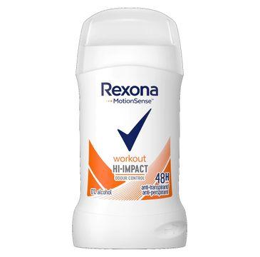 Rexona Workout Anti-Perspirant 48h – antyperspirant sztyft (40 ml)