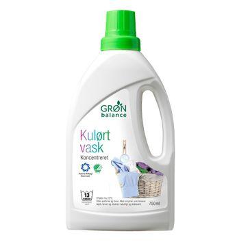 Gron Balance – Płyn do prania tkanin kolorowych (750 ml)