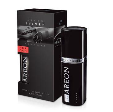 Areon Car Perfume – perfumy do samochodu Silver spray (50 ml)