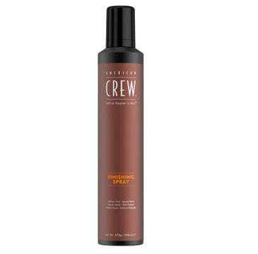 American Crew – Finishing Spray lakier do włosów Medium Hold (500 ml)