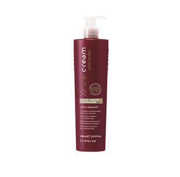 Inebrya Color Perfect Conditioner – odżywka do włosów farbowanych pH 4.5 (300 ml)