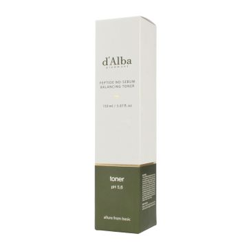 d'Alba – tonik do twarzy (100 ml)