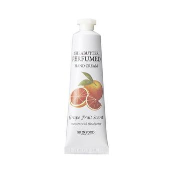 Skinfood – Shea Butter Perfumed Hand Cream Grapefruit krem do rąk o zapachu grejpfruta (30 ml)