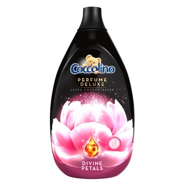 Coccolino Perfume Deluxe koncentrat do płukania tkanin Divine Petals 870ml