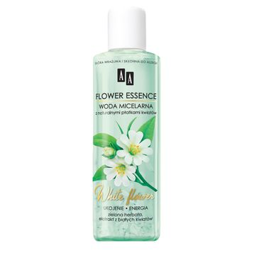 AA Flower Essence – woda micelarna White Flowers (200 ml)