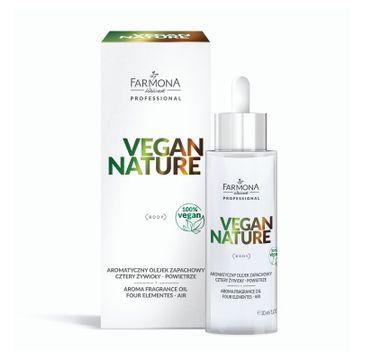 Farmona Professional – Vegan Nature aromatyczny olejek zapachowy Cztery Żywioły - Powietrze (30 ml)