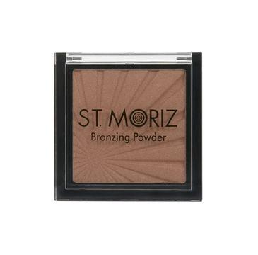 St.Moriz – Professional Bronzing Powder puder brązujący Bronzed Beauty (6.9 g)