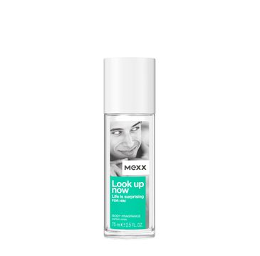 Mexx Look Up Now for Him Dezodorant atomizer 75 ml