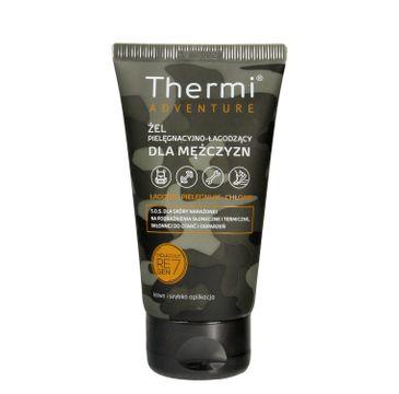 Thermi – Adventure Żel pielęgnacyjno-łagodzący dla mężczyzn (75 ml)