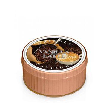 Kringle Candle – Daylight świeczka zapachowa Vanilla Latte (35 g)