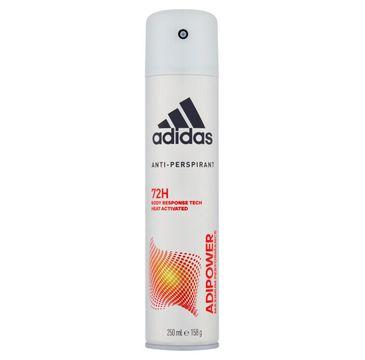 Adidas – Adipower antyperspirant spray (250 ml)