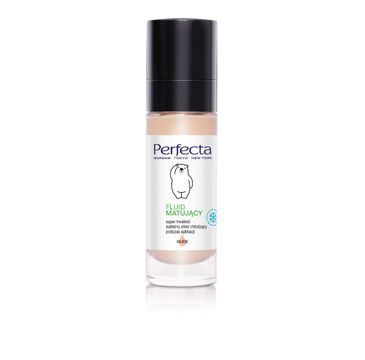 Perfecta Make-Up matujący fluid do twarzy Nude 30 ml