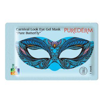 Purederm – Maseczka na oczy Pure Butterfly (1 szt.)
