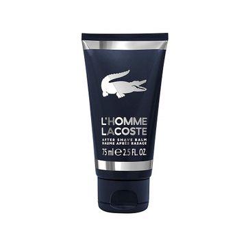 Lacoste L'Homme balsam po goleniu 75ml