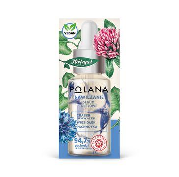 Polana – Nawilżanie serum olejowe (30 ml)