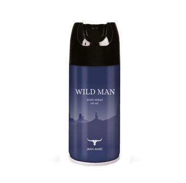 Jean Marc – Wild Man dezodorant spray (150 ml)