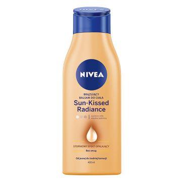 Nivea – Balsam Brązujący Sun Kissed jasna karnacja (400 ml)