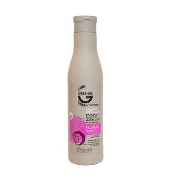Greenini – Floral Wax Conditioner odżywka do włosów Ochrona i Połysk (250 ml)