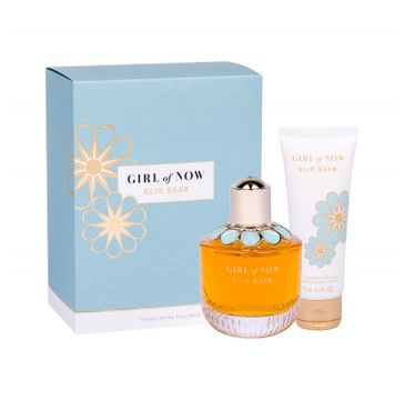 Elie Saab Girl Of Now – zestaw woda perfumowana spray (90 ml) + balsam do ciała (75 ml)