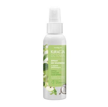 Marion Kuracja Octowa – spray do włosów z octem jabłkowym (130 ml)