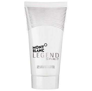 Mont Blanc Legend Spirit Pour Homme żel pod prysznic 150ml