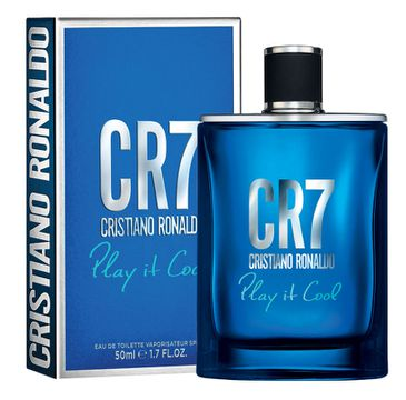 Cristiano Ronaldo CR7 Play it Cool woda toaletowa spray 50ml