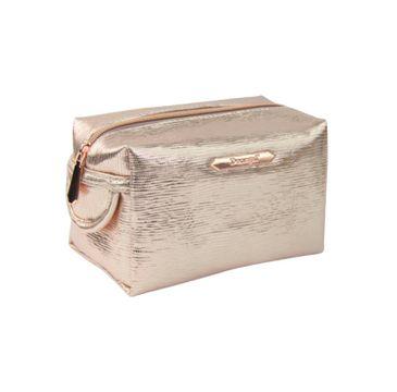 Donegal – Kosmetyczka damska Rose Gold mała 4992 (1 szt)