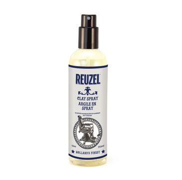 Reuzel – Clay Spray teksturyzujący spray do włosów (355 ml)