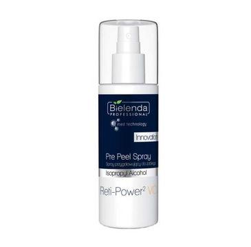 Bielenda Professional – Reti-Power2 VC Pre Peel spray przygotowujący do zabiegu (150 ml)
