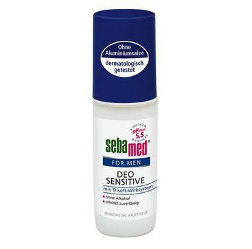 Sebamed For Men Balsam Deodorant Roll-On dezodorant w kulce dla mężczyzn 50ml