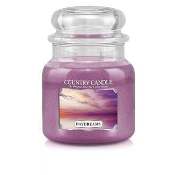 Country Candle – świeca zapachowa z dwoma knotami Daydreams (453 g)