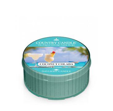 Country Candle – Daylight  świeczka zapachowa Coconut Colada (35 g)