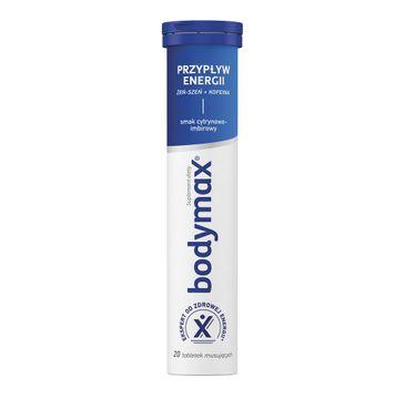 Bodymax – Przypływ Energii suplement diety (20 tabletek musujących)
