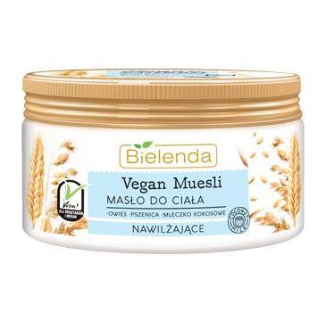 Bielenda Vegan Muesli (masło do ciała nawilżające 250 ml)