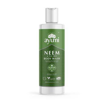Ayumi – Neem Tea Tree Body Wash stymulujący płyn do ciała (250 ml)