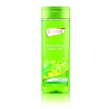 Luksja – żel pod prysznic Refreshing Lime & Kiwi (500 ml)