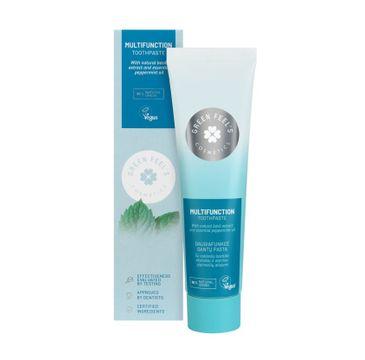 Green Feel's – Multifunction Toothpaste pasta do zębów Bazylia i Mięta (100 ml)