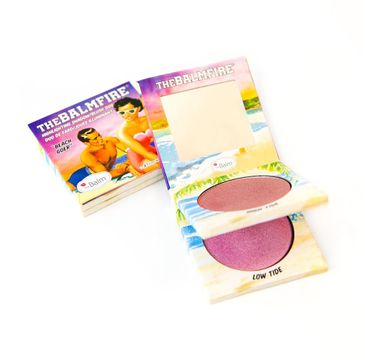 The Balm – TheBalmFire Highlighting Shadow/Blush Duo rozświetlacz i róż Beach Goer (10 g)