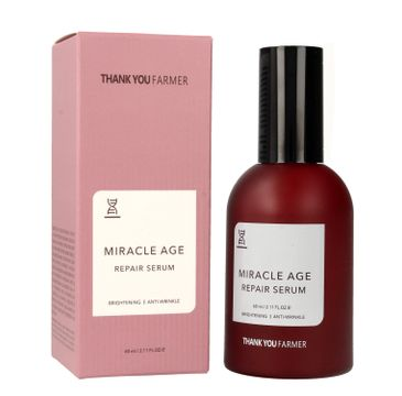 Thank You Farmer True Miracle Age – serum do twarzy (60 ml)