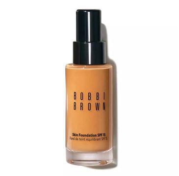 Bobbi Brown – Skin Foundation podkład matujący SPF15 4.5 Warm Natural (30 ml)