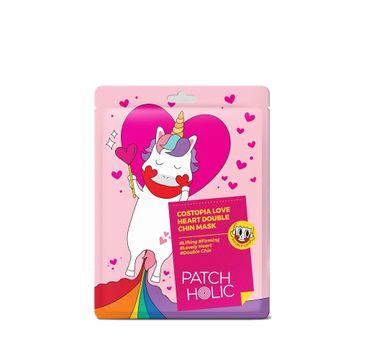 Patch Holic – Liftingująca maska na podbródek Love (12 g)