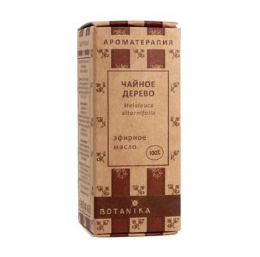 Botanika Aromaterapia – olejek eteryczny 100% Drzewo herbaciane  (10 ml)