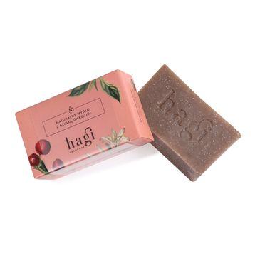 Hagi Cosmetics Naturalne mydło z glinką ghassoul (100 g)