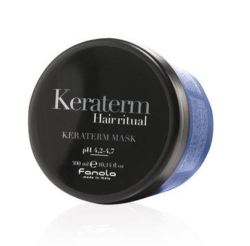 Fanola Keraterm Hair Ritual Mask – maska keratynowa do włosów (300 ml)